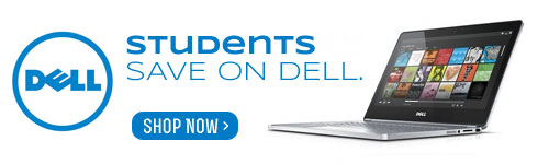 Students save on Dell