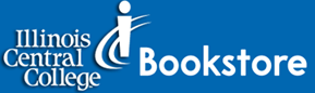 Illinois Central College Bookstore logo