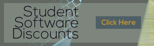 Student Software Discounts