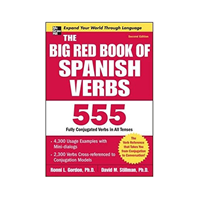 Big Red Book Of Spanish Verbs