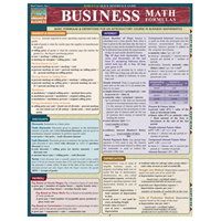 Business Math Formulas