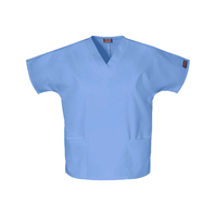 Nursing Scrubs Top Womens