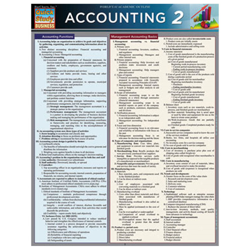 Accounting 2 (SKU 10288160140)