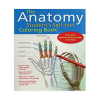 discontinue ANATOMY COLORING BOOK SELF TEST
