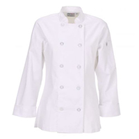 Culinary Art Jacket Womens (No Returns)