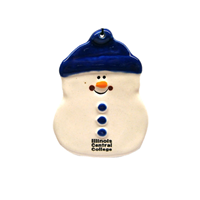 Ornament Snowman With Hat