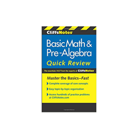 Basic Math And Pre Algebra Quick Review