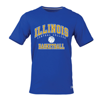 Tshirt Basketball Illinois Cc