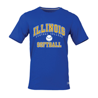 Tshirt Softball Illinois Cc