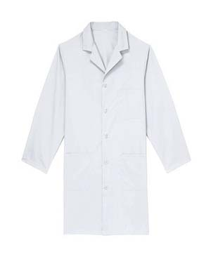 Recycled Lab Coats Biology 210