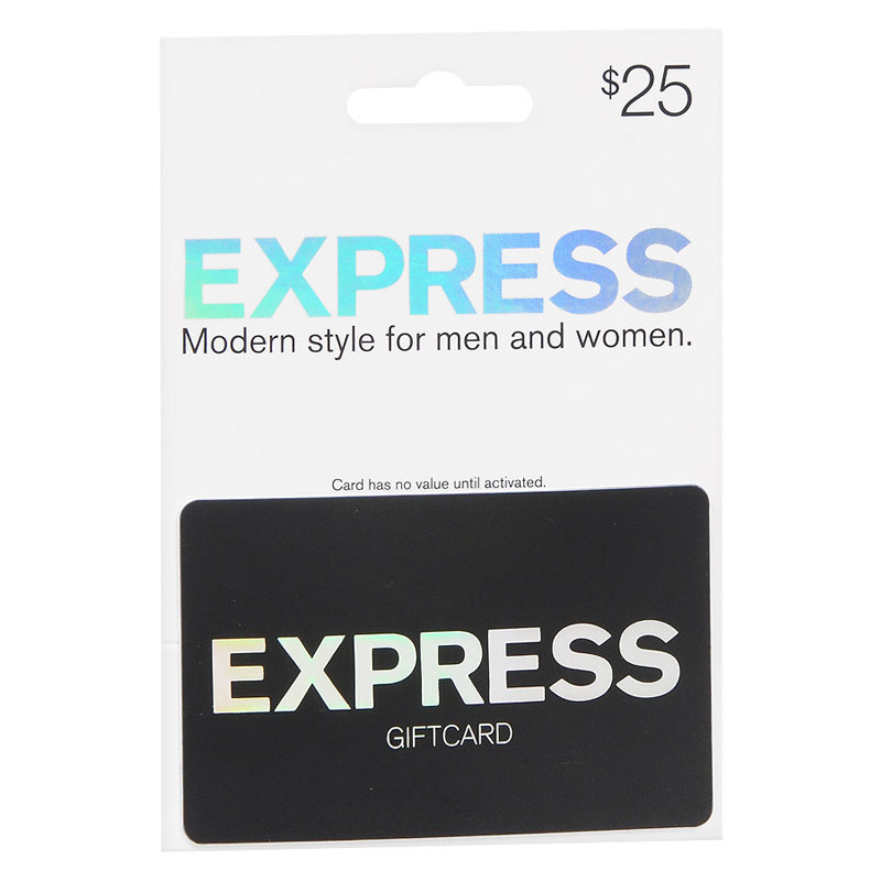 Express/Limited - $25 (SKU 10424322160)