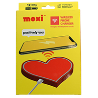 Charger Wireless Heart