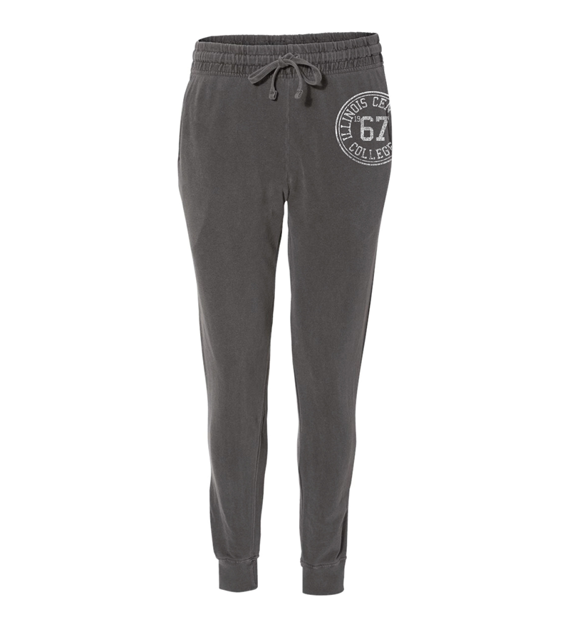 Pants Jogger Circle Illinois Cc 1967 College House (SKU 10438886167)