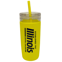 Waterbottle Spirit Products With Straw