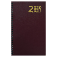 sale PLANNER CALENDAR YEAR SKIVERTEX 2 YEAR 2020-2021