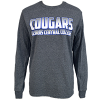 TSHIRT LONG SLEEVE COUGARS COLLEGE HOUSE