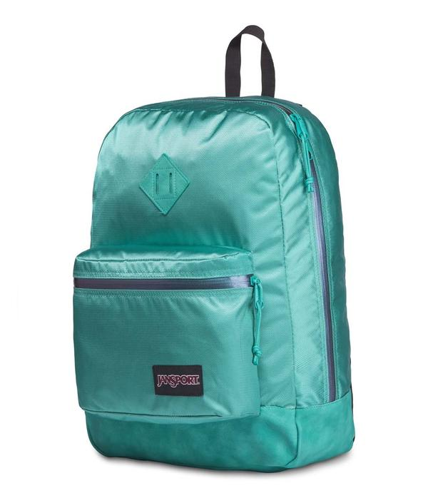 BACKPACK JANSPORT SUPER FX METALLIC