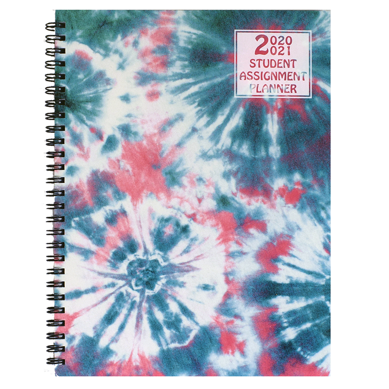 Planner Academic Year 2020-20201 Student Assignment (SKU 10455456167)